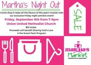 Martha's Market
